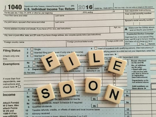 Roughly one-third of tax filers had not filed a return