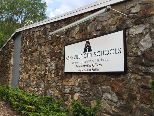 Asheville City Schools central office