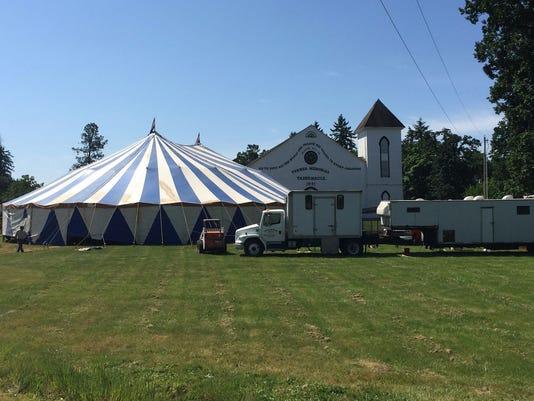 Turner circus