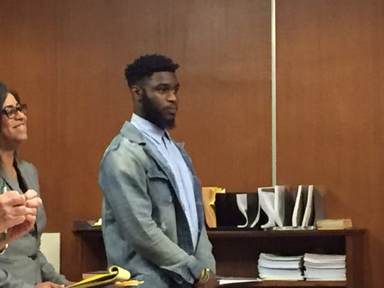 Former Rutgers football player Nadir Barnwell, who is now a student at Tennessee Tech, was in court Friday in New Brunswick.