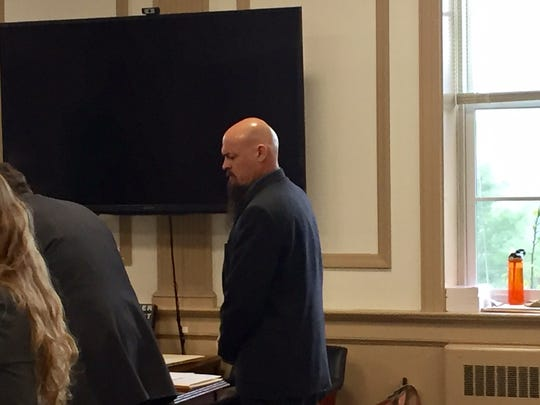 James Appis in Superior Court, Morristown, on May 22,