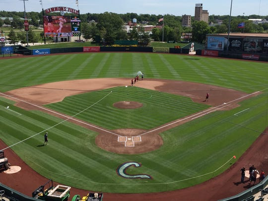 Answer Man: What in the world happened to the Springfield Cardinals' logo?