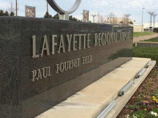 The Lafayette Regional Airport received federal grant money for taxiway improvement projects.