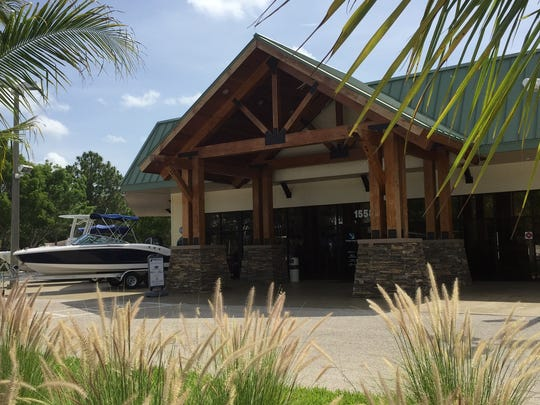 Fish Tale Boats moved into its new headquarters at U.S. 41 and Briarcliff Road in South Lee County in late 2016.