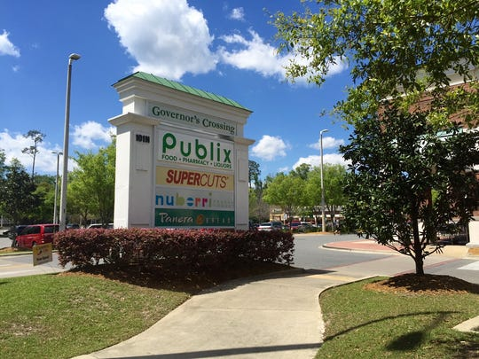 The Oak Valley Publix has filed a site plan to redevelop the center by demolishing vacant spaces and rebuilding a new Publix to the east of the current store.