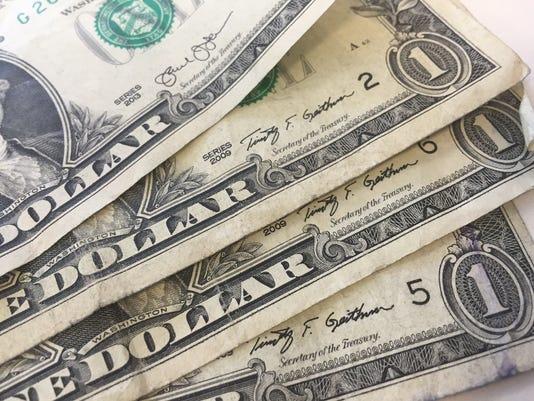 Hard working cash