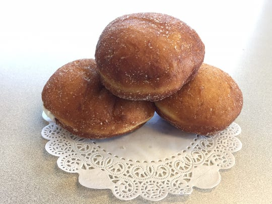 Malasadas from Gaslight Gourmet Cookies in Clifton