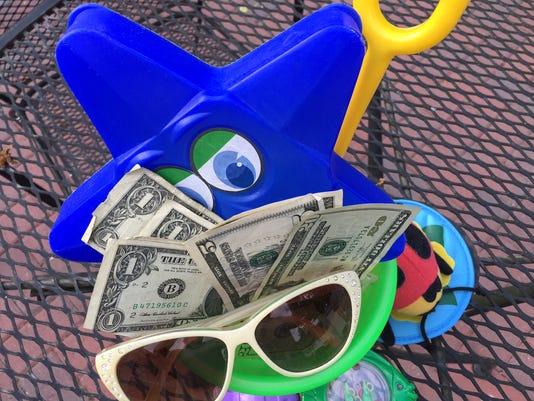 Summer vacation spending