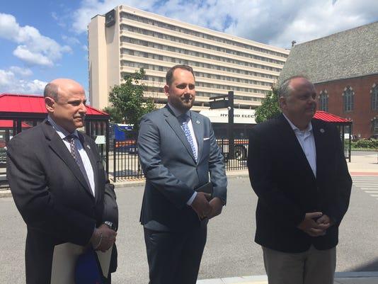 City of Poughkeepsie Common Councilmen