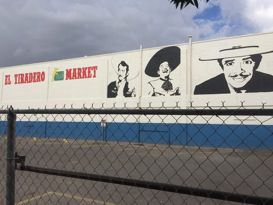 The building that housed the El Tiradero Market Downtown closed down July 4 to make way for the planned multipurpose arena.