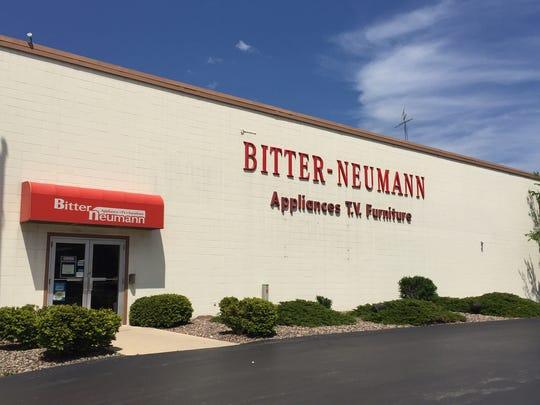 Sheboygan Bitter Neumann store, 2017.