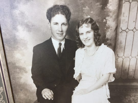 Ed Lassila and Inez Millymaki were married Aug. 26,