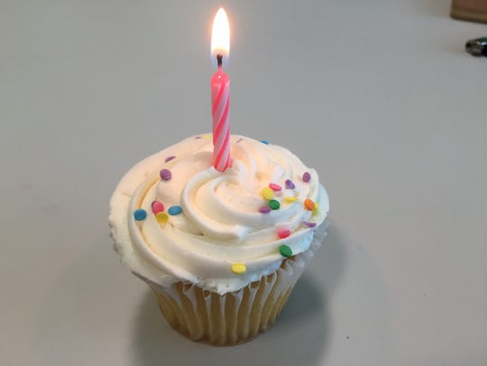 New research shows that blowing out birthday candles