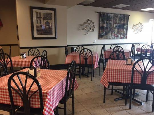 La Rosa Pizzeria & Italian Restaurant in Metuchen is