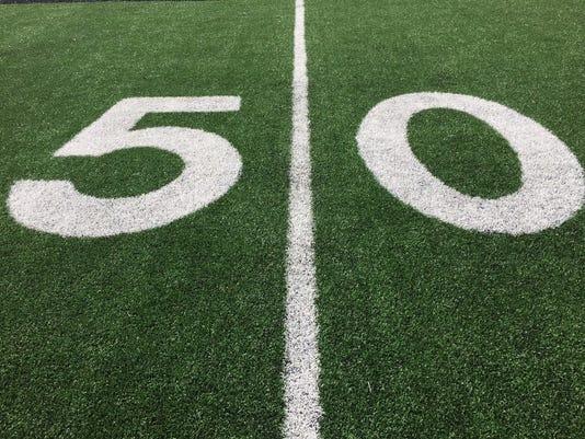 football 50