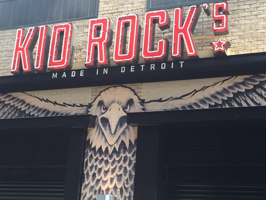 Kid Rock's Made in Detroit at Little Caesars Arena