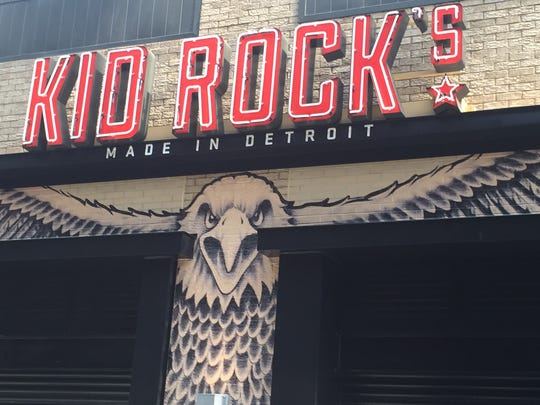 Kid Rock's Made in Detroit at Little Caesars Arena will be open to the public including on nonevent days.