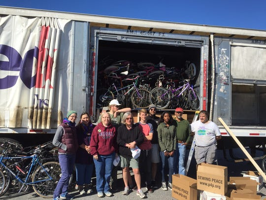 Since 1999, Pedals for Progress has shipped more than