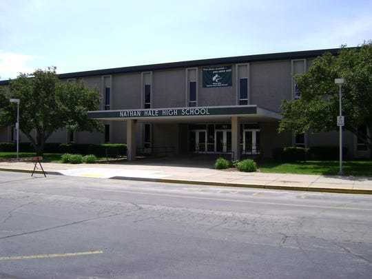 Nathan Hale High School is located at 11601 West Lincoln Avenue in West Allis.