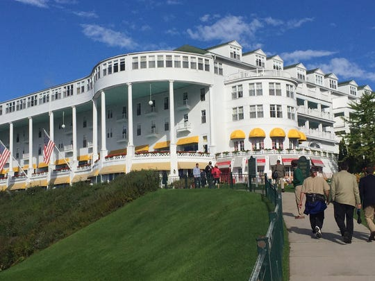 The Grand Hotel is now owned by a private-equity firm.