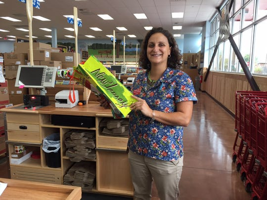 North Brunswick Trader Joe's Capt. (manager) Kristine Shehady of Hillsborough has been with the company for 17 years.