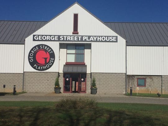 The new site of George Street Playhouse  on College