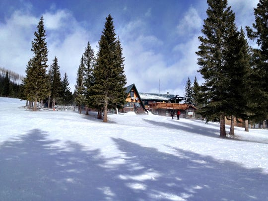 Teton Pass Ski Resort, located 23 miles west of Choteau,