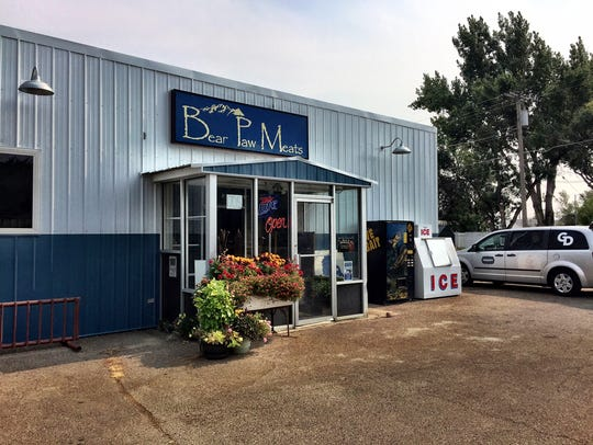 Bear Paw Meats has a retail store in Havre in addition