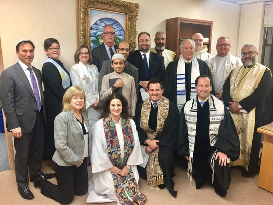 The 42nd East Brunswick Interfaith Thanksgiving Service will take place at 7:30 p.m. Nov. 21 at Aldersgate United Methodist Church, 568 Ryders Lane. As in years past, all are welcome.