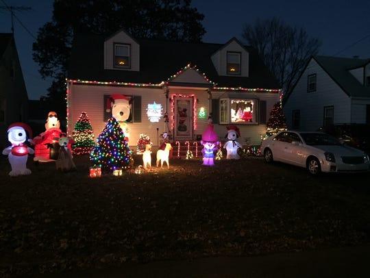 Janice Weisburg's home.