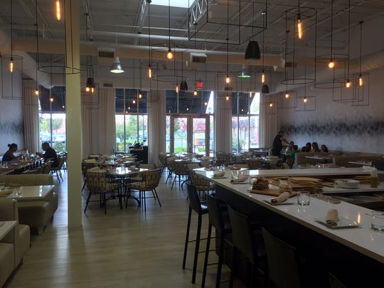 LaScala Fire opened in spring 2016 in Evesham, in the Promenade at Sagemore. Some elements of the experience will make their way to LaScala's Birra in Pennsauken, the owner says.