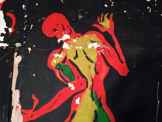 Upstage artwork