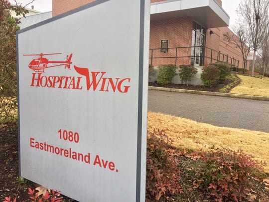 The Memphis-based air-ambulance operation called Hospital Wing has joined BlueCross BlueShield of Tennessee network.