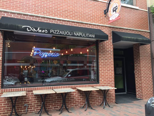 DiMeo's Pizza on Market Street