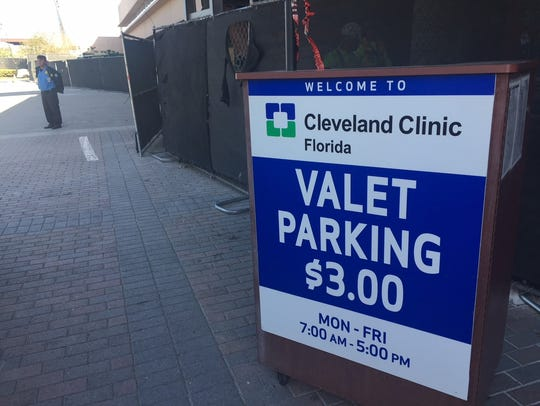 Daniel Halmagian, a Cleveland Clinic security guard,