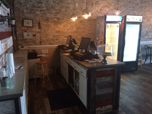 The new space for Bobcat's Texas BBQ