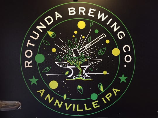 Rotunda Brewing Company, located in Annville, recently