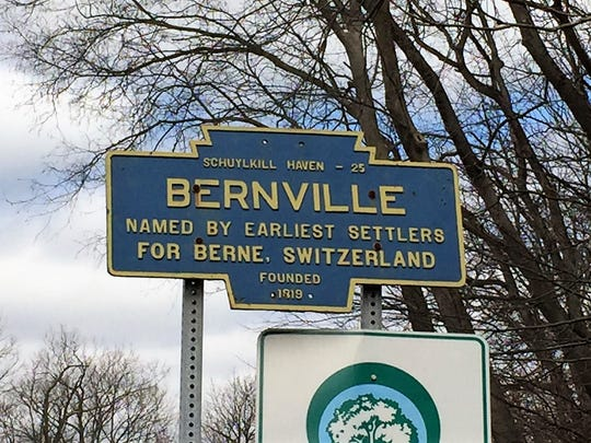 In quiet Bernville, PA, investigators spent their Wednesday picking up engine debris from multiple sites.