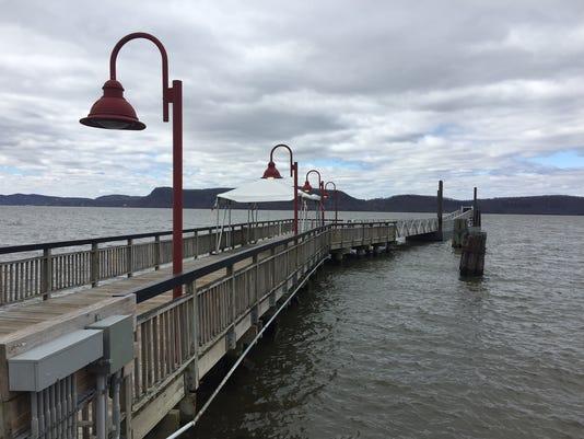 Village of Ossining dock/pier