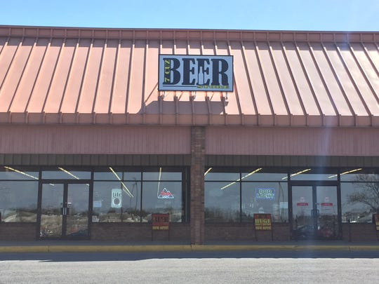 7 Cuz Beer Store, located at 1740 Quentin Rd. in Lebanon, is out to change the way you think of your beer distributor.