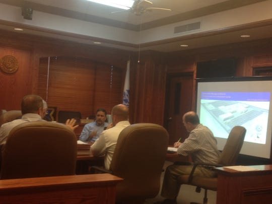 Wichita County Commissioners met Thursday with Law