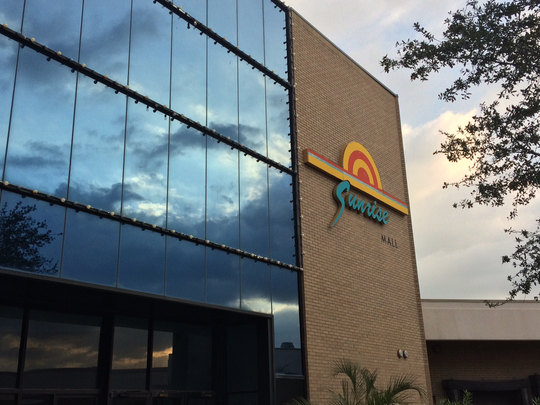 Sunrise Mall, opened in 1981, has struggled to retain