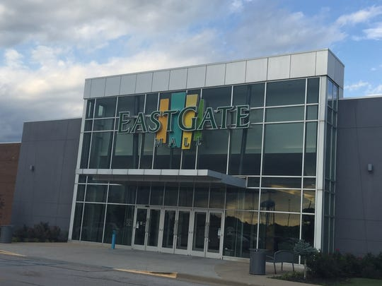 Eastgate Mall ownership, CBL & Associates Properties, is reviewing transformation options.