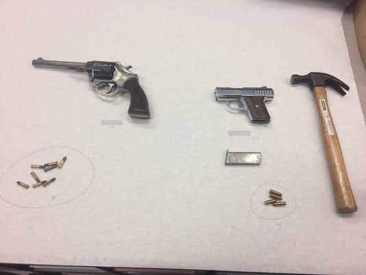 ox gun arrests