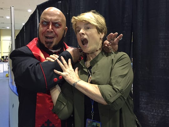 Father Evil wraps his charms around G.I. Joe voice