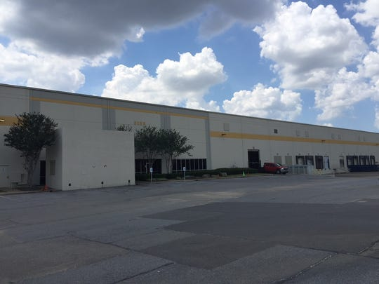 Building documents indicate this 400,000-square-foot warehouse at 5155 Citation will be renovated for Amazon.