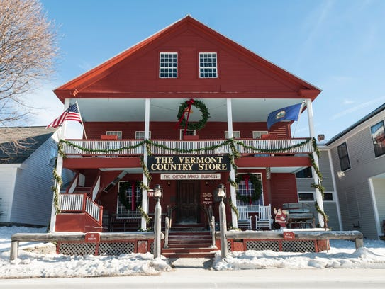 The Orton family has owned the Vermont Country Store