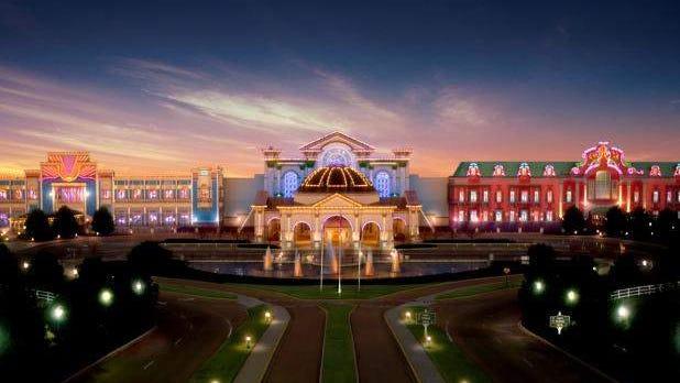Harrah's casino in Tunica