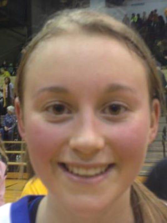DeAnn Kauffman, Union High School girls basketball