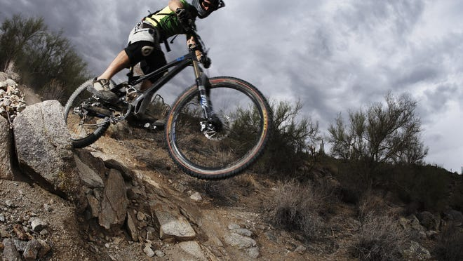This eight-mile Fat Tire Classic circuit race will take riders along the Tule River, down single track paths through uphill climbs and fast descents back down the hill.